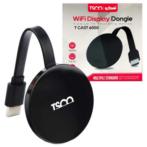 TSCO-T-Cast-6000-HDMI-WiFi-display-Dongle